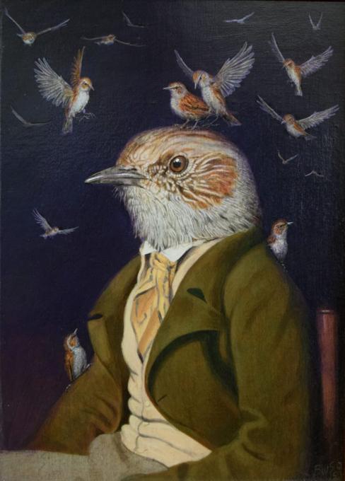 Avian John (Hedge Sparrow)