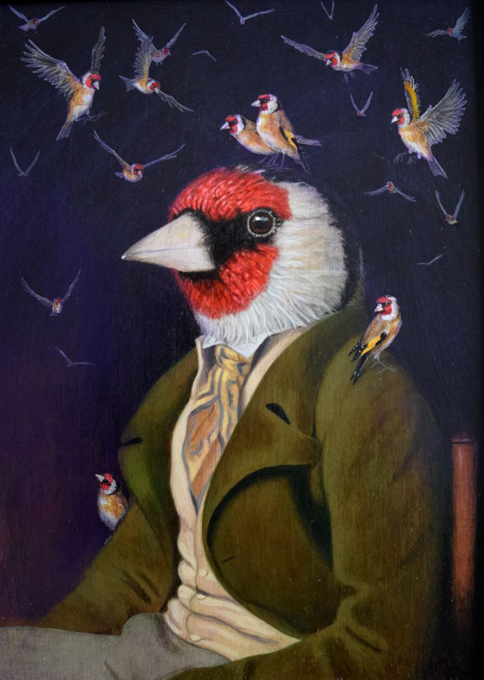 Avian John (Goldfinch)